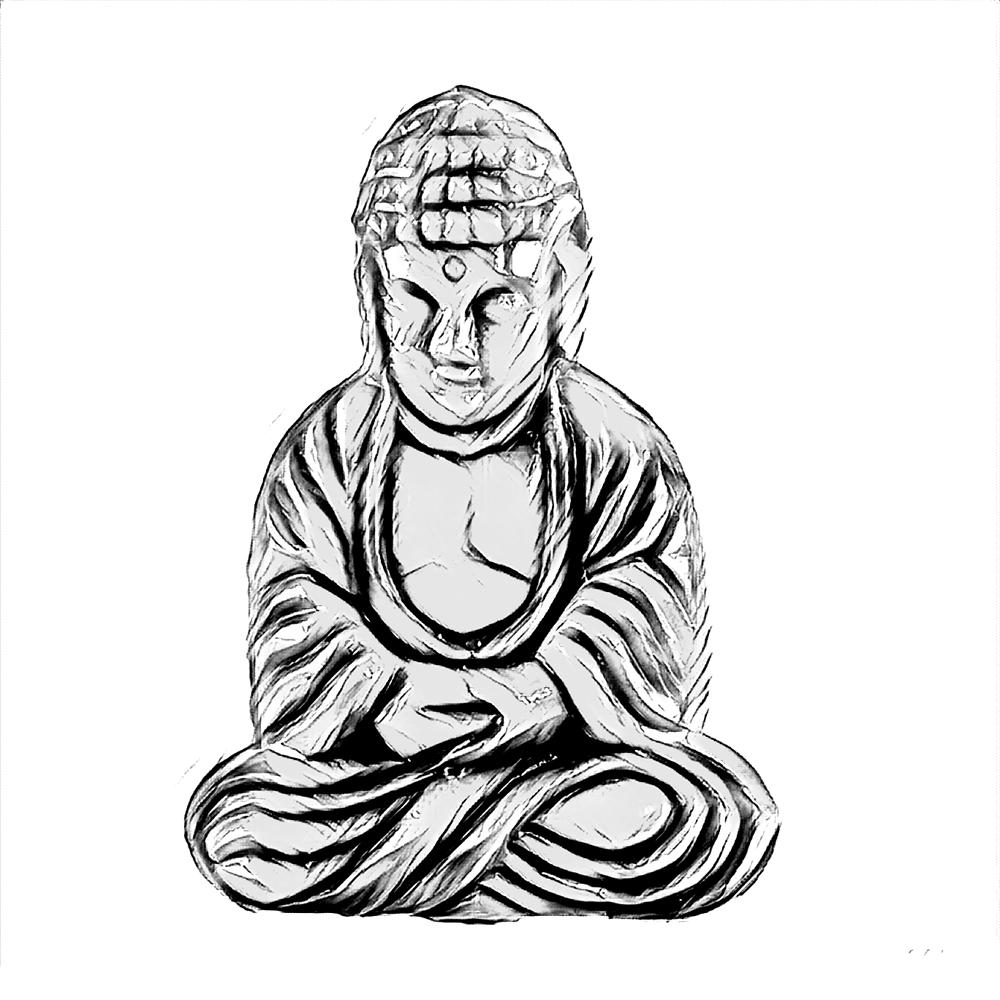 PK0106 Buddha