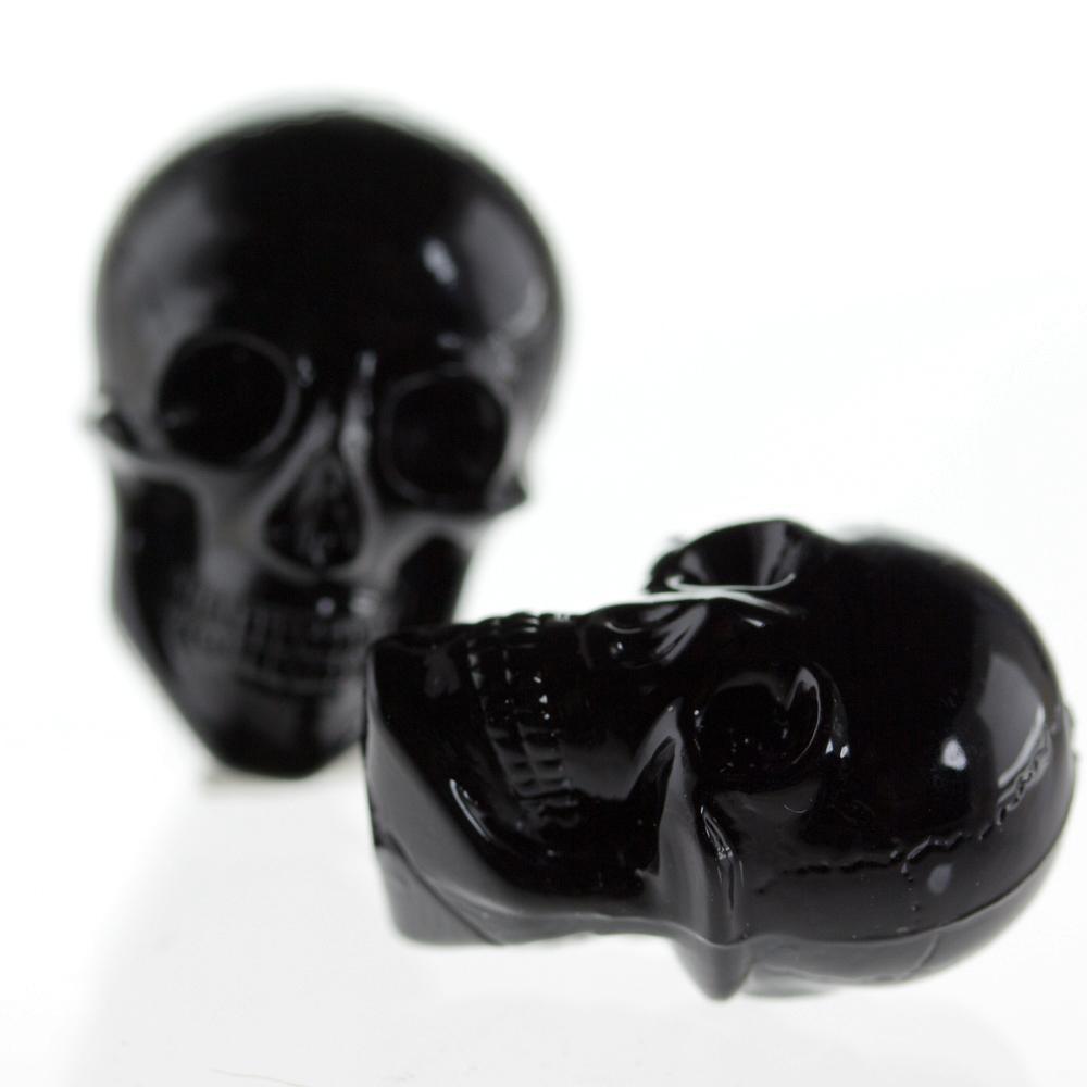 PK0674 Skull bead