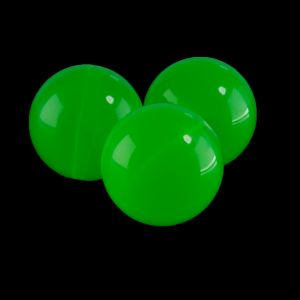6mm Rundperle in neon grün
