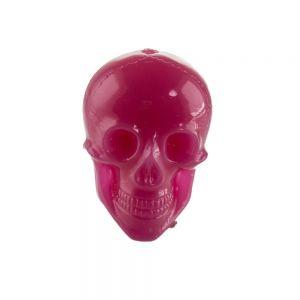 20x14 Totenkopf in pink