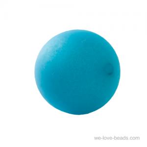 10mm Polaris Perle  in Petrol matt