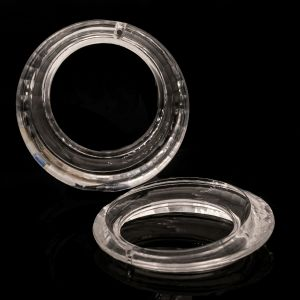 35mm anhänger rund in kristall