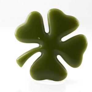 62mm Kleeblatt in eidechsengrün