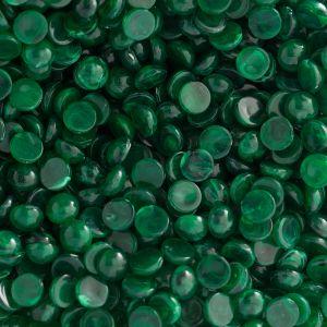10mm Cabochon in grün