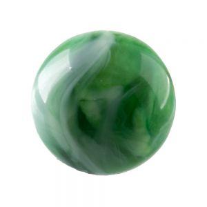 18mm Cabochon in Smaragtgrün