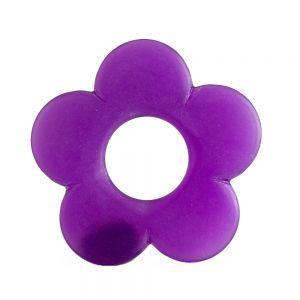 50mm Blume in dahlien violett  Matt