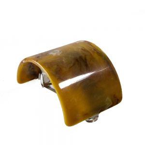 5,6x4cm Zopfhalter in horn